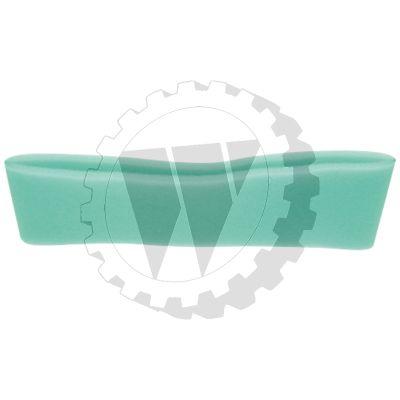Auge gr/ün PVC mit Alu- Fassung /Ø16mm AWO Glas f/ür Kontrollleuchte gr/ün